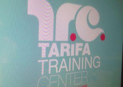 Imagen Corporativa Tarifa Training Center