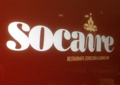 Imagen Corporativa Restaurante Socaire Cervecería