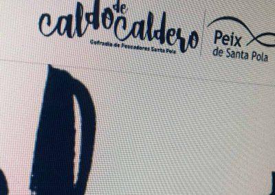 Web Caldo de Caldero Peix de Santa Pola