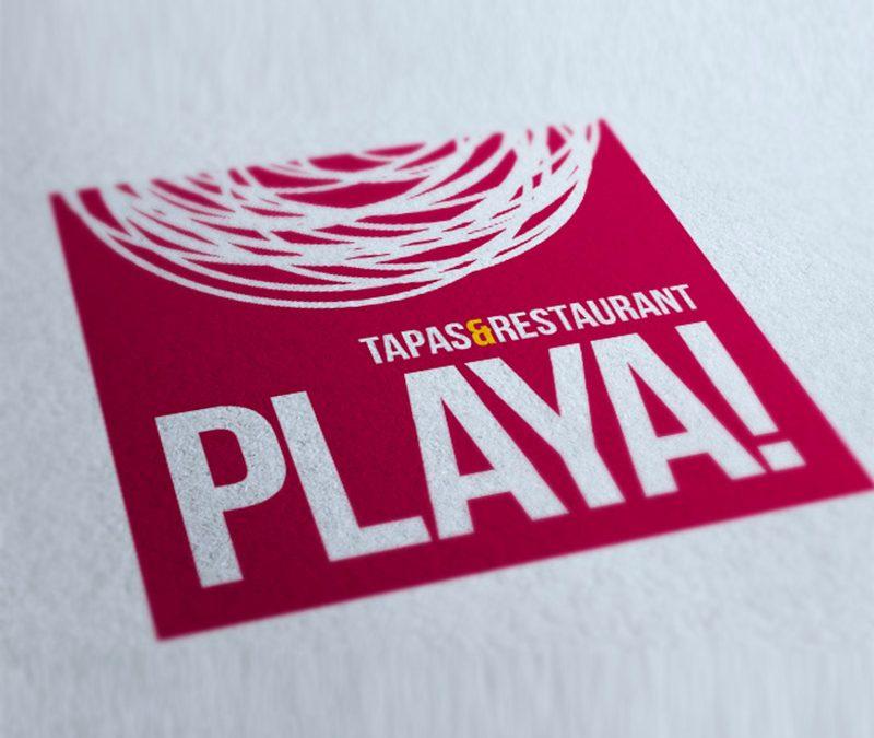 Imagen Corporativa Restaurante Playa