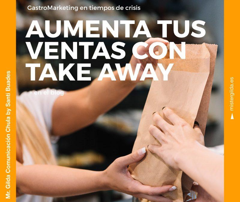 Aumentar ventas con el servicio Take Away en tu restaurante