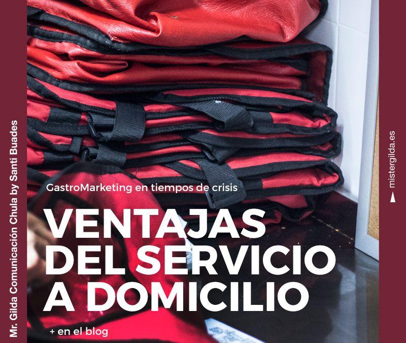 Ventajas del Servicio a Domicilio en tu restaurante